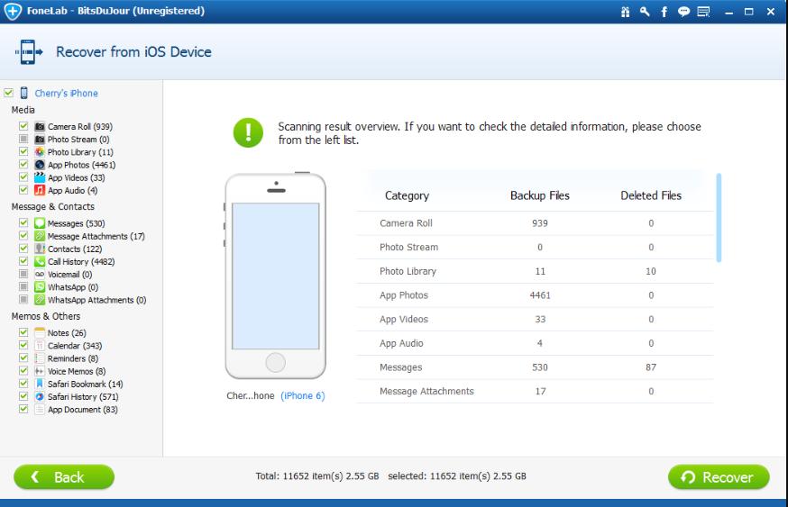 Khôi phục dữ liệu cho Android với Aiseesoft