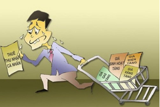 các trường hợp thu thuế thu nhập cá nhân