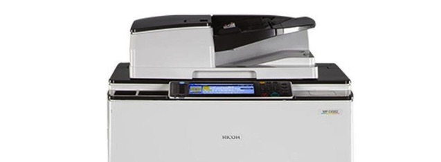 Máy photocopy công nghiệp Ricoh C6502