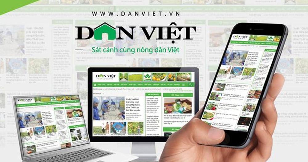 Báo Dân Việt