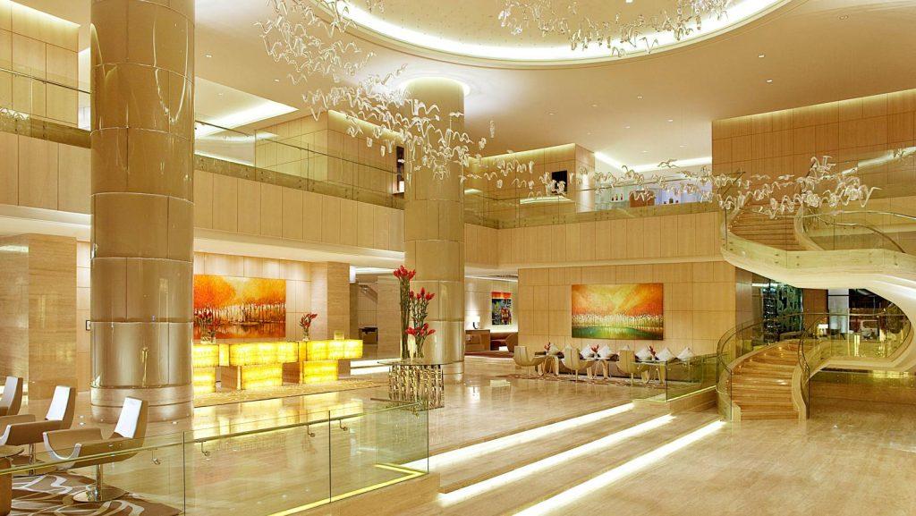 Thiết kế sơ sở hạ tầng khách sạn