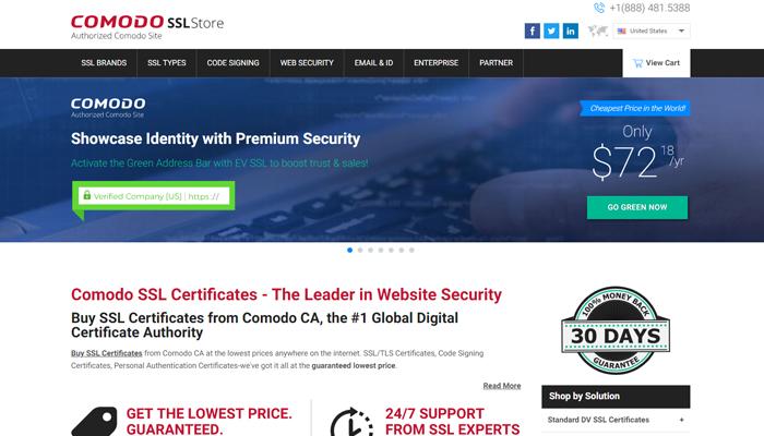 ComodoSSLStore.com