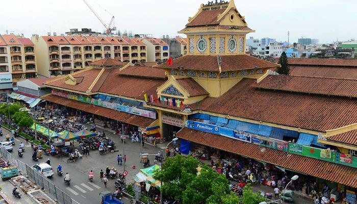 Nguồn hàng giá sỉ tại chợ đầu mối Việt Nam