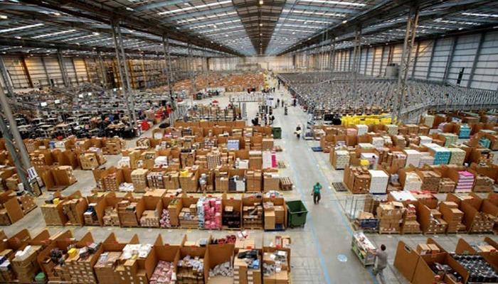 Nhập nguồn hàng kinh doanh tại xưởng Trung Quốc